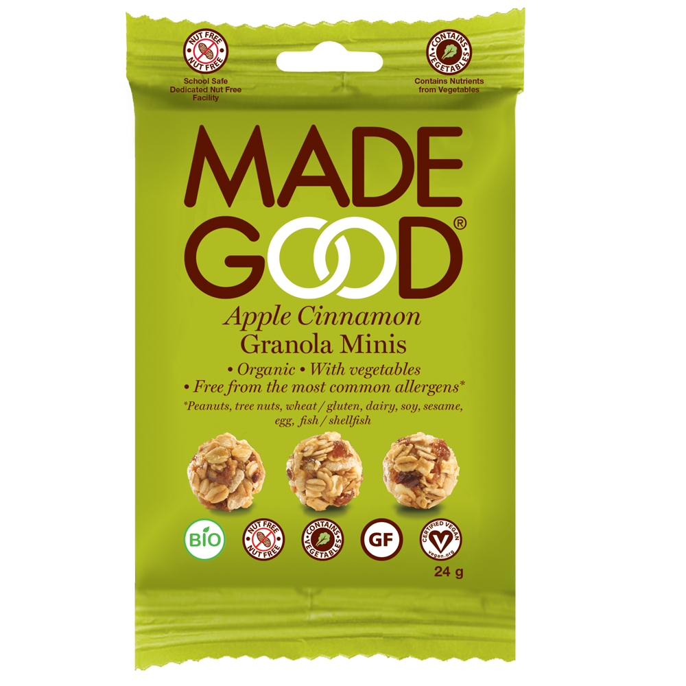 MGIN-Granola Minis-Apple Cinnamon-24gPillow