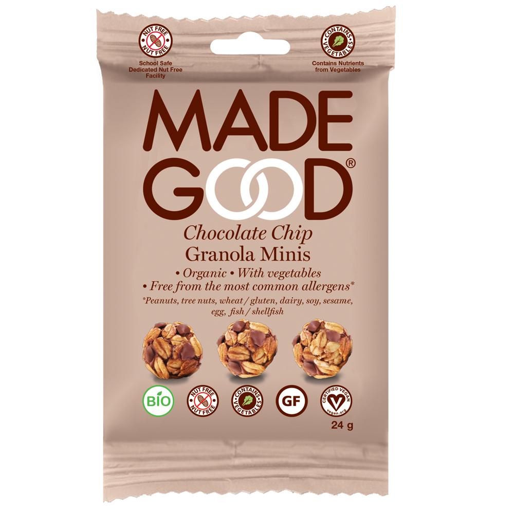 MGIN-Granola Minis-Chocolate Chip-24gPillow